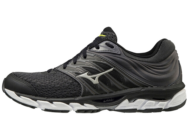 Mizuno Wave Paradox 5 Chaussures Homme, magnet/moonstruck/safety yellow